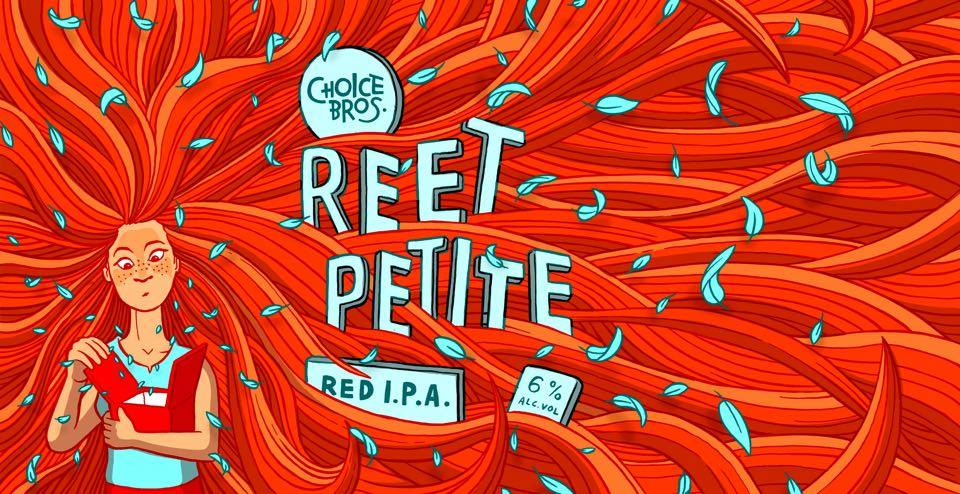 Clone Kit for Choice Bros Reet Petite Red IPA